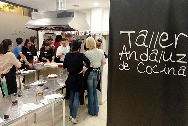 taller andaluz de cocina con paso firme ForTaller Andaluz De Cocina